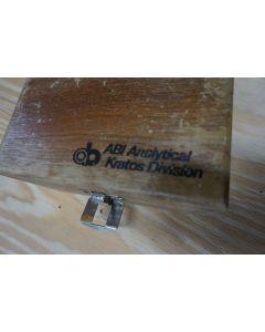 ABI Kratos glass Filter set CF 400 270 370 418 389 470 550 418 Optical Glass