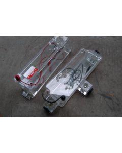 CBS vertical gel electrophoresis system preparative