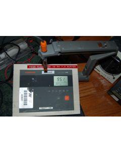 Corning pH meter 340 electrode 3 1 combo w RJ 476436
