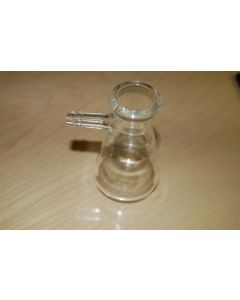 VWR 50mL Erlenmeyer Flask Filtration 50 ml filter graduated hose 9 mm stopper